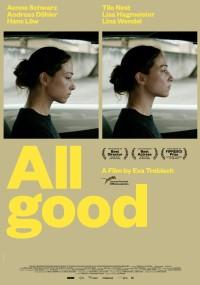 Wszystko dobrze (2018) plakat