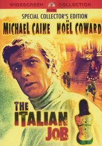Włoska robota (1969) plakat