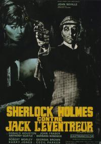 A Study in Terror (1965) plakat