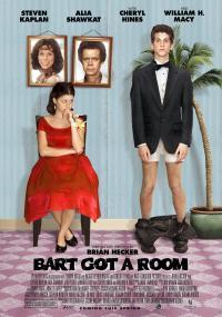 Bart Got a Room (2008) plakat