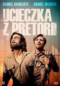 Ucieczka z Pretorii (2020) plakat