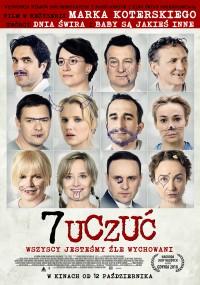 7 uczuć (2018) plakat