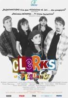 plakat - Clerks - Sprzedawcy (1994)