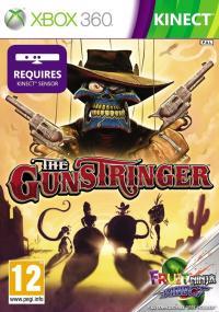 The Gunstringer (2011) plakat