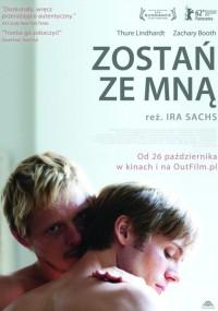 Zostań ze mną (2012) plakat