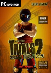Trials 2 Second Edition (2008) plakat