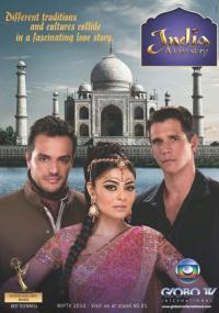 Droga do Indii (2009) plakat