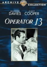 Szpieg nr 13 (1934) plakat