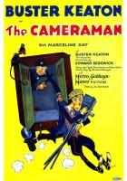 plakat - Człowiek z kamerą (1928)