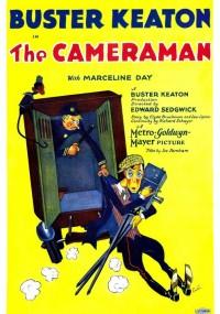 Człowiek z kamerą (1928) plakat