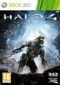 Halo 4 (2012) plakat