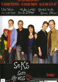 Seks som oss (2004) plakat