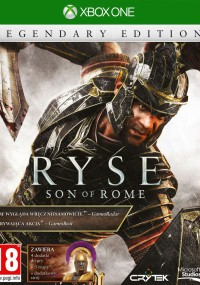 Ryse: Son of Rome (2013) plakat