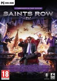 Saints Row IV (2013) plakat