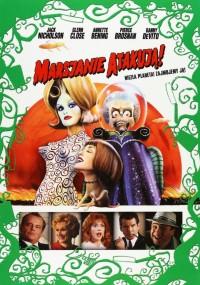 Marsjanie atakują! (1996) plakat