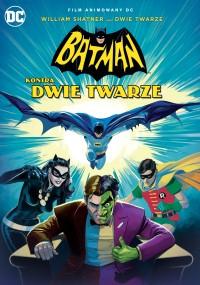 Batman kontra Dwie Twarze (2017) plakat