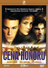 Cena honoru (2002) plakat
