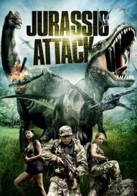 Atak jurajski (2013) plakat