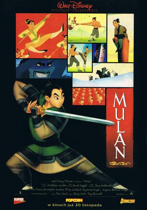 Mulan online na Zalukaj