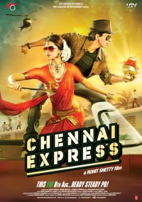 Chennai Express (2013) plakat