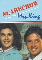 Scarecrow and Mrs. King (1983) plakat