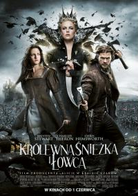 Królewna Śnieżka i Łowca (2012) plakat