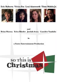 So This Is Christmas (2013) plakat