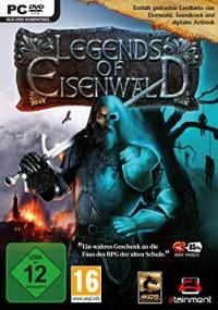 Legends of Eisenwald (2015) plakat