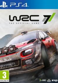WRC 7 (2017) plakat