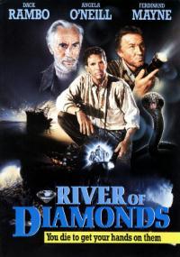Rzeka diamentów (1990) plakat