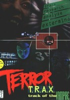 Terror T.R.A.X.: Track of the Vampire (1995) plakat