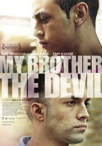 Mój brat diabeł (2012) plakat