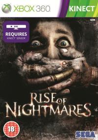 Rise of Nightmares (2011) plakat