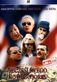 Szczęśliwego Nowego Jorku (1997) plakat
