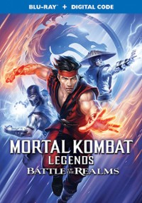 Legendy Mortal Kombat: Starcie królestw (2021) plakat