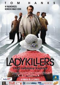 Ladykillers, czyli zabójczy kwintet (2004) plakat