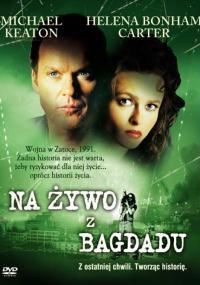 Na żywo z Bagdadu (2002) plakat