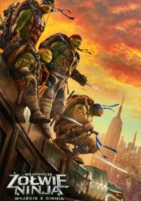 Wojownicze żółwie ninja: Wyjście z cienia (2016) plakat