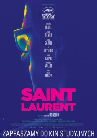 Saint Laurent (2014) plakat