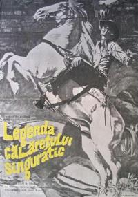Legenda o samotnym jeźdźcu (1981) plakat