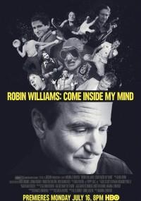 Robin Williams: W mojej głowie (2018) plakat