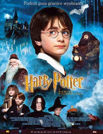 Harry Potter i Kamień Filozoficzny Poster