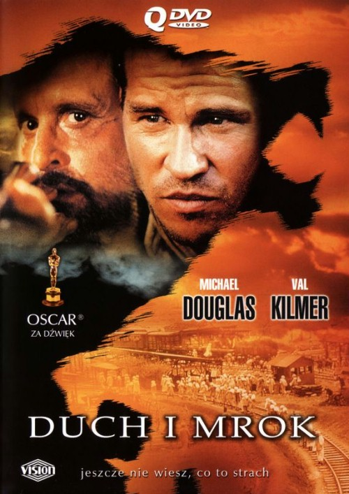 Duch i Mrok / The Ghost And The Darkness (1996) PL.720p.BDRip.XviD.AC3-inTGrity / Polski Lektor