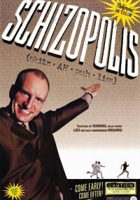 Schizopolis (1996) plakat