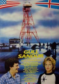 Gullsandur (1984) plakat