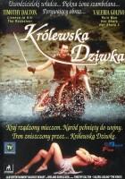 plakat - Królewska faworyta (1990)