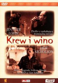 Krew i wino (1996) plakat