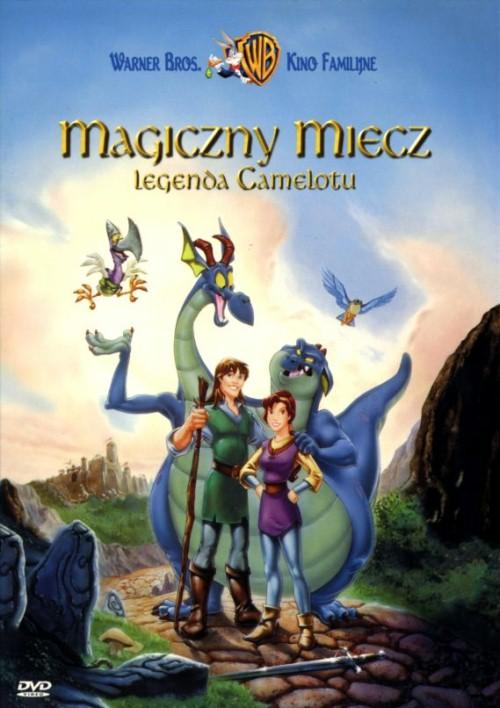Magiczny miecz - Legenda Camelotu