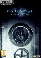 plakat - Resident Evil: Revelations (2012)