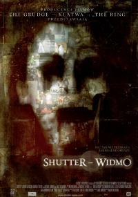 Shutter - Widmo (2008) plakat